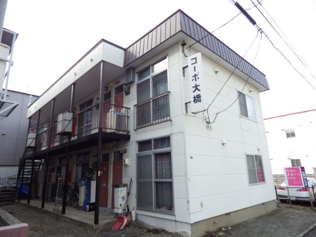 北海道札幌市西区、琴似駅徒歩15分の築35年 2階建の賃貸アパート