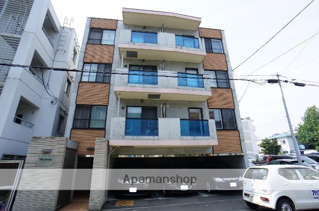 北海道札幌市西区、琴似駅徒歩17分の築12年 4階建の賃貸マンション