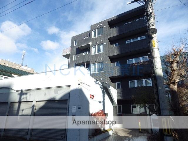 北海道札幌市西区、琴似駅徒歩17分の築26年 5階建の賃貸マンション