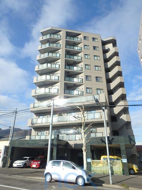 北海道札幌市西区、発寒駅徒歩16分の築11年 11階建の賃貸マンション