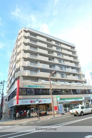 北海道札幌市西区、琴似駅徒歩11分の築30年 9階建の賃貸マンション