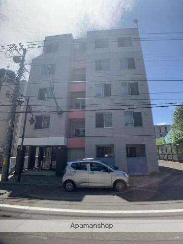 北海道札幌市西区、琴似駅徒歩12分の築9年 5階建の賃貸マンション