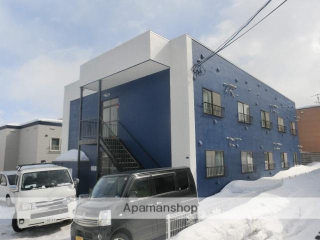 北海道札幌市手稲区、手稲駅徒歩10分の築30年 2階建の賃貸アパート