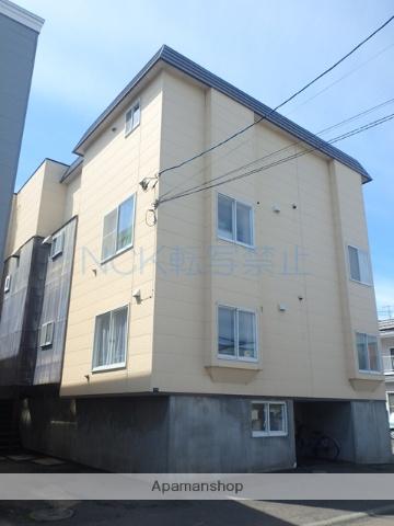 北海道札幌市手稲区、稲積公園駅徒歩13分の築27年 2階建の賃貸アパート