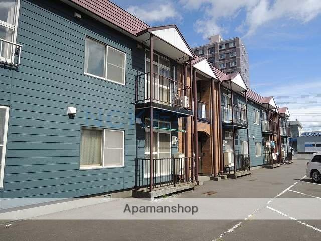北海道札幌市西区、発寒中央駅徒歩11分の築31年 2階建の賃貸アパート
