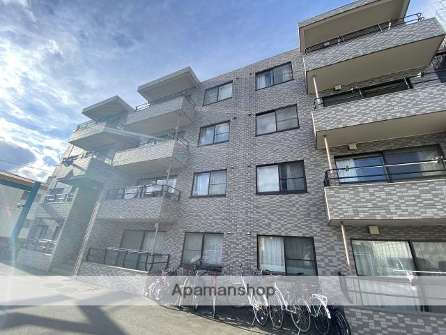 北海道札幌市西区、発寒駅徒歩14分の築20年 4階建の賃貸マンション