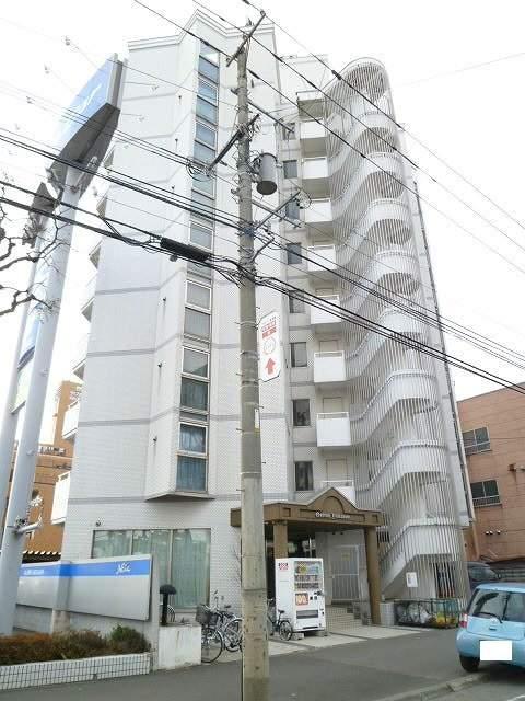 北海道札幌市西区、琴似駅徒歩10分の築29年 8階建の賃貸マンション