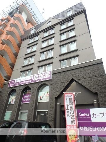 北海道札幌市西区、琴似駅徒歩17分の築29年 7階建の賃貸マンション