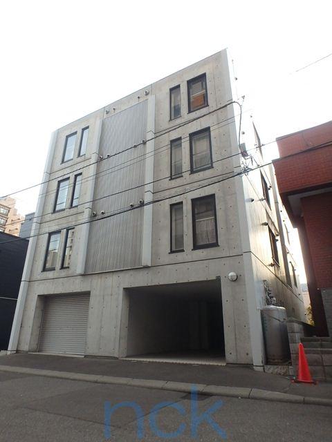 北海道札幌市西区、発寒駅徒歩16分の築9年 4階建の賃貸マンション