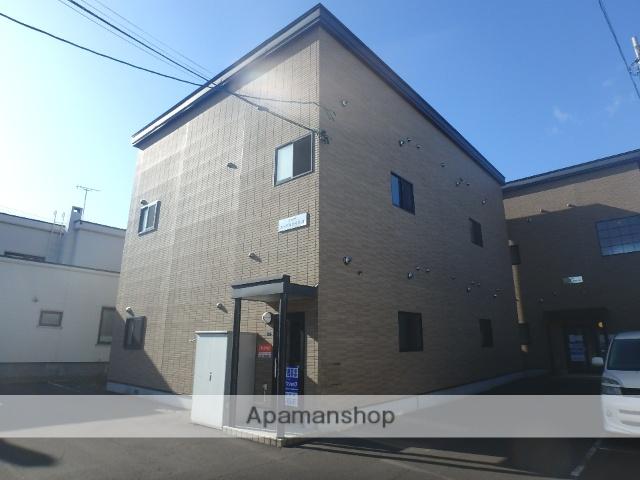 北海道札幌市西区、発寒中央駅徒歩4分の築11年 2階建の賃貸アパート