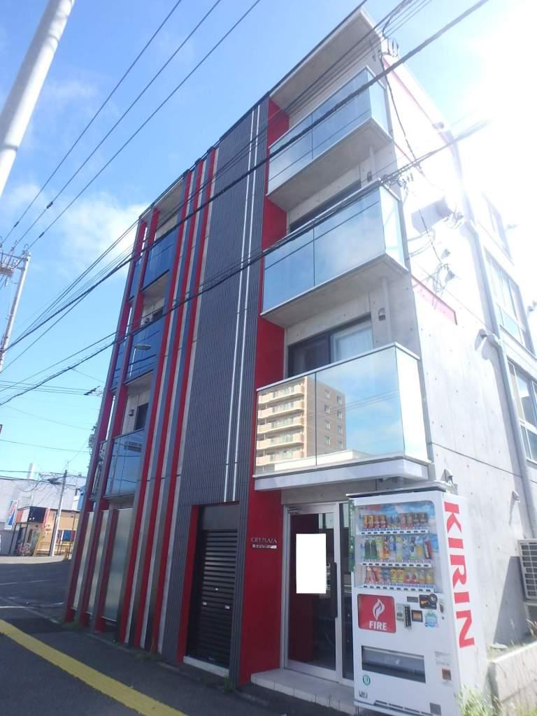 北海道札幌市手稲区、手稲駅徒歩10分の築1年 4階建の賃貸マンション