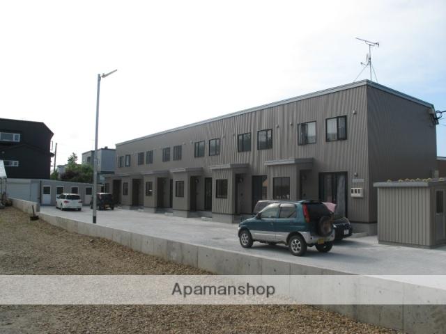 北海道札幌市手稲区、ほしみ駅徒歩18分の築4年 2階建の賃貸アパート