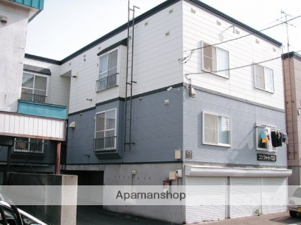北海道札幌市手稲区、稲積公園駅徒歩11分の築25年 2階建の賃貸アパート