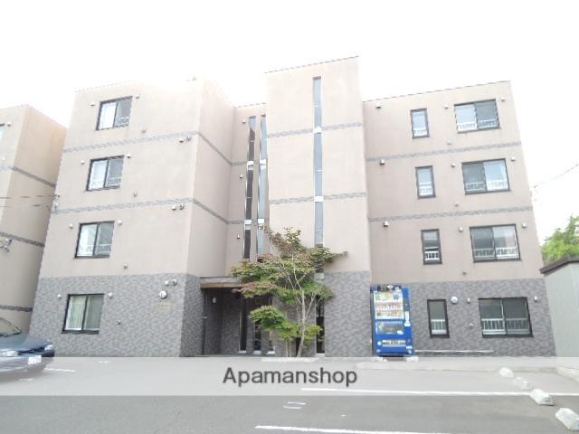 北海道札幌市手稲区、発寒駅徒歩28分の築12年 4階建の賃貸マンション