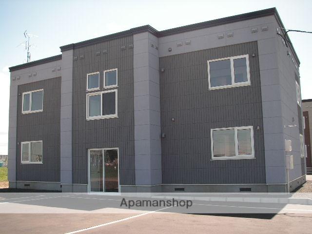 北海道札幌市手稲区の築9年 2階建の賃貸アパート