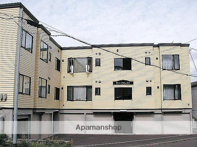 北海道札幌市手稲区、星置駅徒歩14分の築15年 2階建の賃貸アパート