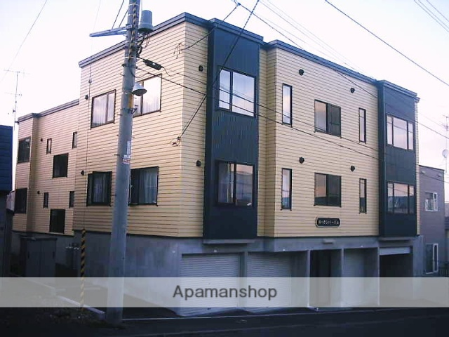 北海道札幌市手稲区、手稲駅徒歩15分の築12年 2階建の賃貸アパート