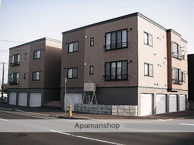 北海道札幌市手稲区、星置駅徒歩11分の築13年 2階建の賃貸アパート