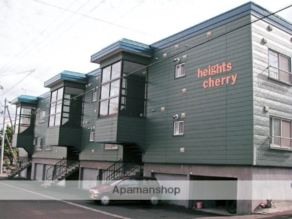 北海道札幌市手稲区、星置駅徒歩7分の築29年 2階建の賃貸アパート