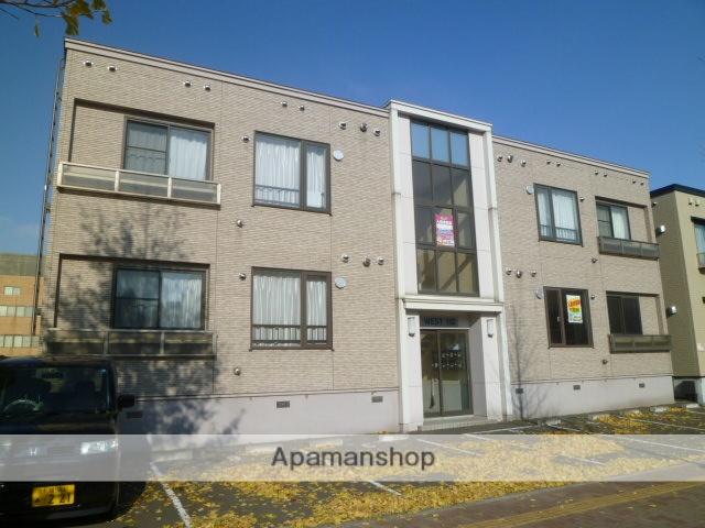北海道札幌市手稲区、手稲駅徒歩3分の築12年 2階建の賃貸アパート
