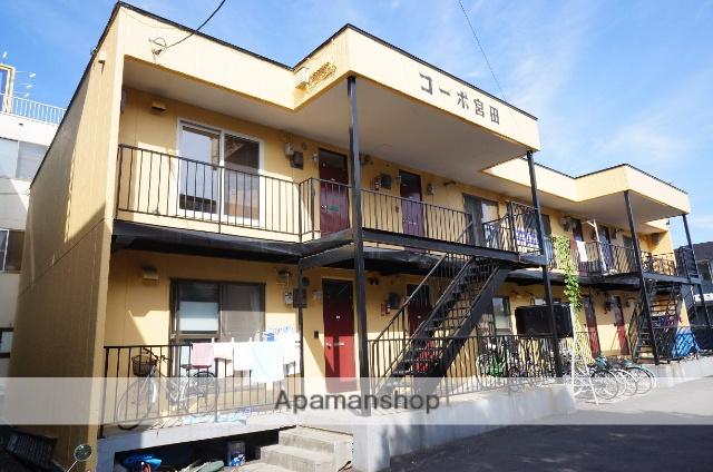 北海道札幌市手稲区、手稲駅徒歩12分の築34年 2階建の賃貸アパート