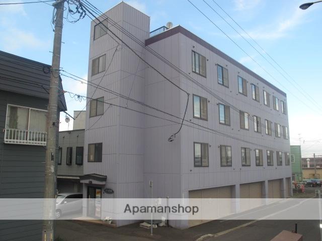 北海道札幌市手稲区、手稲駅徒歩2分の築15年 4階建の賃貸マンション