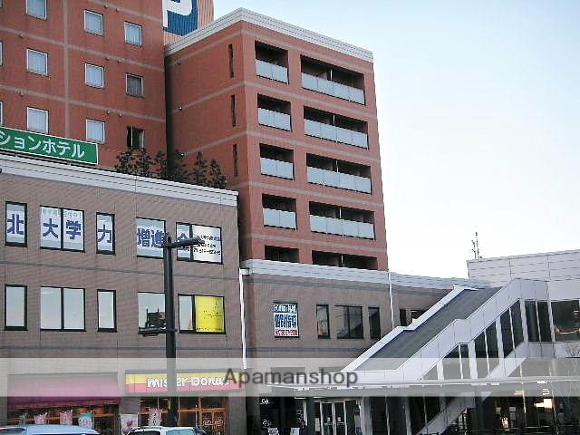 北海道札幌市手稲区、手稲駅徒歩1分の築14年 8階建の賃貸マンション