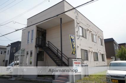 北海道札幌市手稲区、手稲駅徒歩7分の築31年 2階建の賃貸アパート