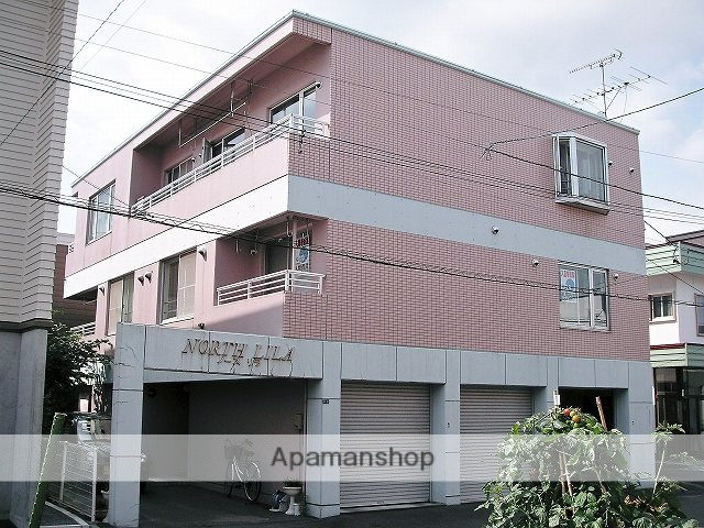 北海道札幌市手稲区、手稲駅徒歩7分の築22年 2階建の賃貸マンション
