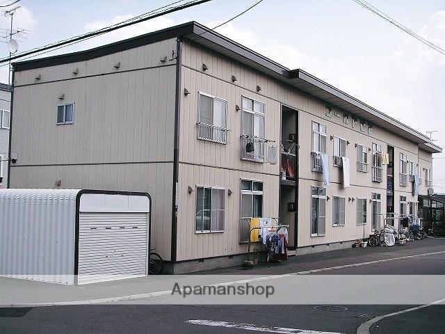 北海道札幌市手稲区、稲積公園駅徒歩9分の築29年 2階建の賃貸アパート