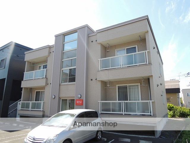 北海道札幌市手稲区、発寒駅徒歩16分の築14年 2階建の賃貸アパート