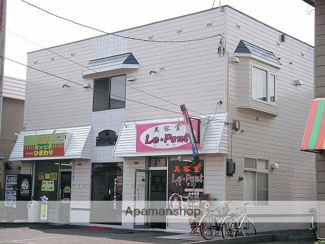 北海道札幌市手稲区、手稲駅徒歩25分の築31年 2階建の賃貸アパート