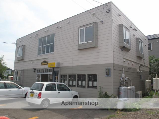 北海道札幌市手稲区、稲穂駅徒歩27分の築29年 2階建の賃貸アパート
