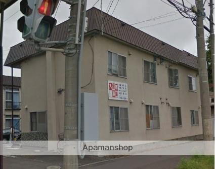 北海道札幌市東区、環状通東駅バス7分本町2条8丁目下車後徒歩2分の築44年 2階建の賃貸アパート