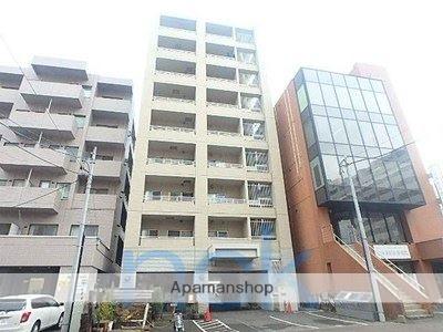 北海道札幌市北区、北34条駅徒歩14分の築8年 9階建の賃貸マンション