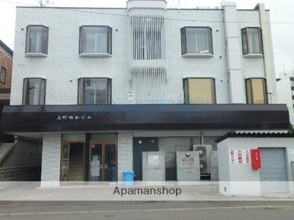 北海道札幌市東区、新道東駅徒歩16分の築28年 3階建の賃貸マンション