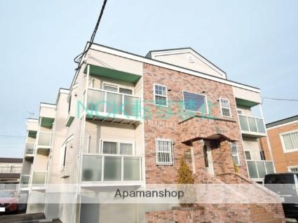 北海道札幌市北区、拓北駅徒歩20分の築6年 2階建の賃貸アパート