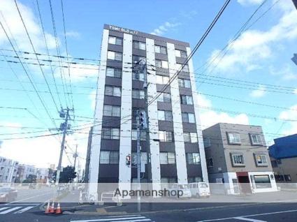 北海道札幌市東区、北18条駅徒歩6分の築18年 8階建の賃貸マンション