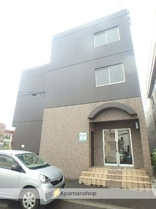 北海道札幌市東区、新道東駅徒歩17分の築32年 3階建の賃貸マンション