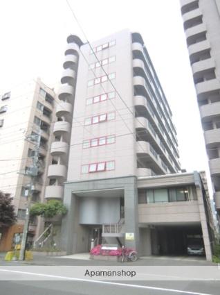 北海道札幌市北区、北24条駅徒歩10分の築18年 9階建の賃貸マンション