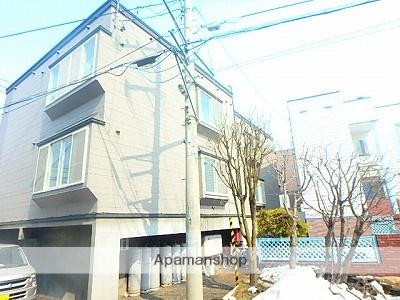 北海道札幌市東区、苗穂駅徒歩14分の築15年 2階建の賃貸アパート