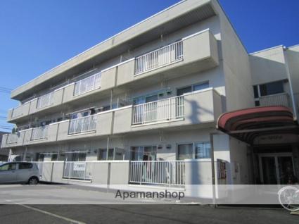 北海道札幌市東区、北18条駅徒歩14分の築30年 3階建の賃貸マンション