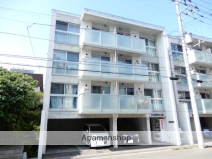 北海道札幌市東区、札幌駅徒歩8分の築5年 4階建の賃貸マンション