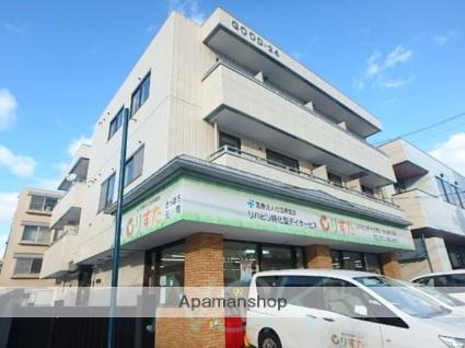 北海道札幌市東区、新道東駅徒歩18分の築36年 3階建の賃貸マンション