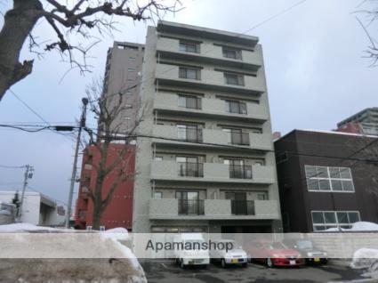 北海道札幌市東区、東区役所前駅徒歩13分の築13年 7階建の賃貸マンション