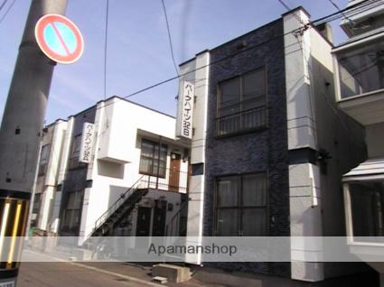 北海道札幌市北区、麻生駅徒歩14分の築34年 2階建の賃貸アパート