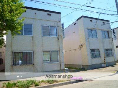 北海道札幌市東区、元町駅徒歩5分の築32年 2階建の賃貸アパート