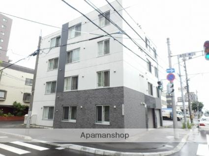 北海道札幌市東区、札幌駅徒歩8分の築6年 4階建の賃貸マンション