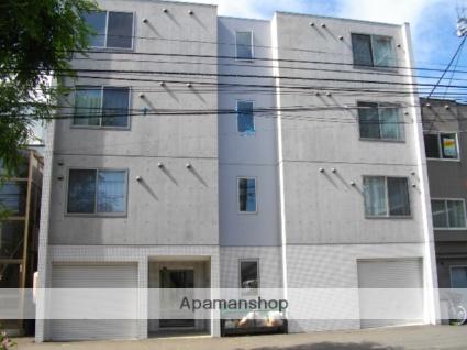 北海道札幌市北区、北34条駅徒歩14分の築8年 4階建の賃貸マンション