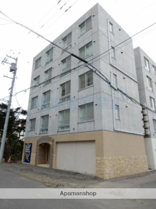 北海道札幌市東区、札幌駅徒歩13分の築4年 5階建の賃貸マンション
